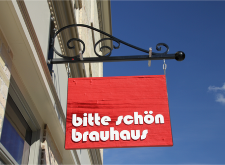 BITTE SCHÖN BRAUHAUS – The Little Craft Brewery That Could!