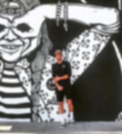 Artistic Freelance Writer on Abbott Kinney Boulevard