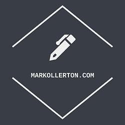 MarkOllerton.Com Logo