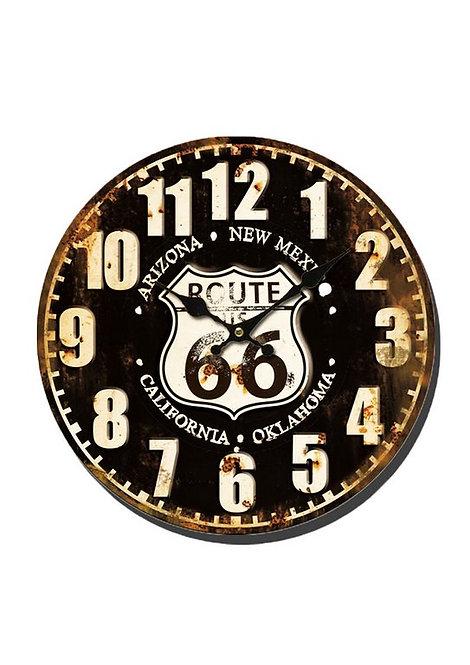 Orologio metallo