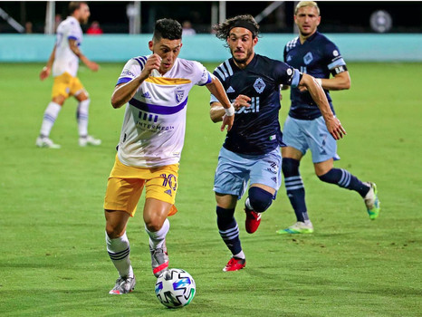 Whitecaps Shaken by Second Half Earthquakes Display