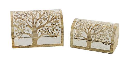 Portagioie in legno Cm 23x16