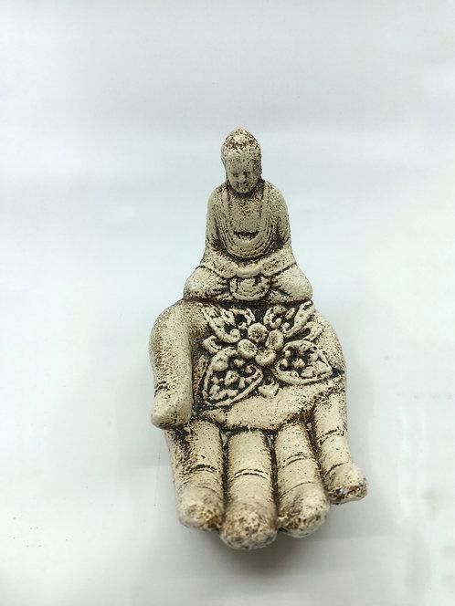 Porta incenso mano Buddha