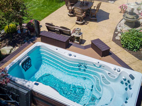 The Best Hot Tubs from Thermospas