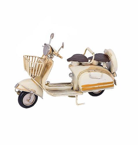Modellino Scooter in latta