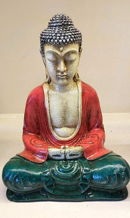 Buddha in resina