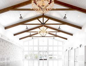 Main Hall | Firefly Gardens Wedding Venue