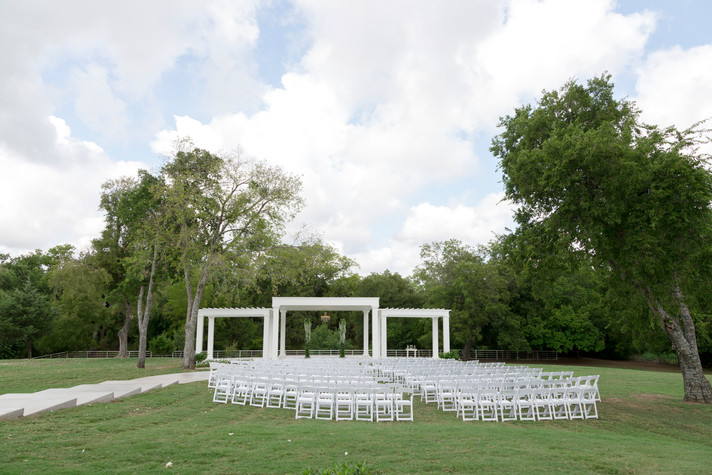 Outdoor Event Space | Historic Guest House | Firefly Gardens Venue
