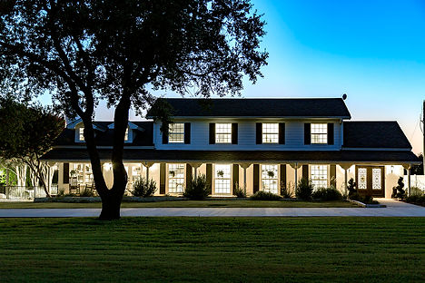 Historic Home | Firefly Gardens Wedding Venue