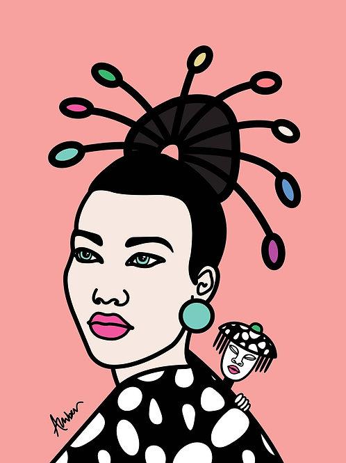 Geisha Clan Pinky Pop