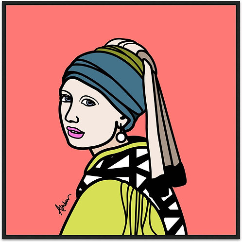 Girl With the Pearl Earring Calypso  Pop