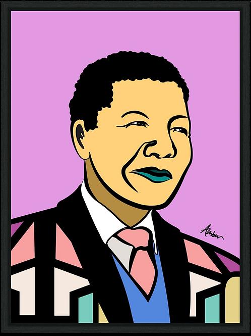 Young Mandela Purple Pop