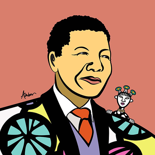 Mandela Clan Vintage Pop