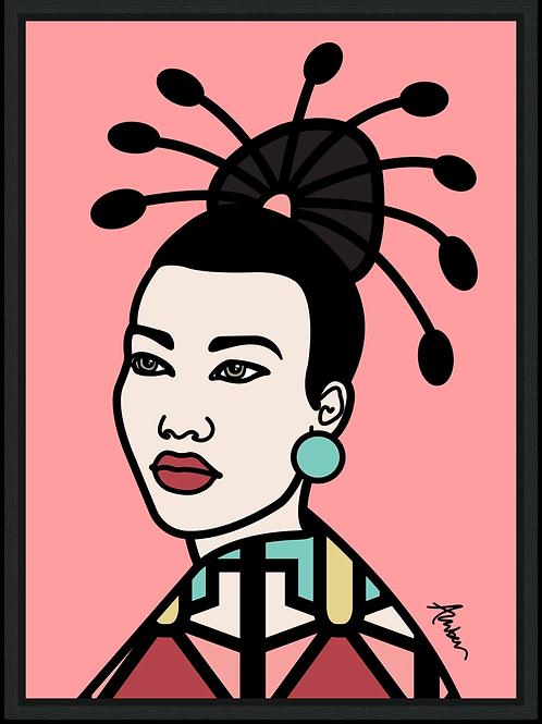 Geisha Pink Pop