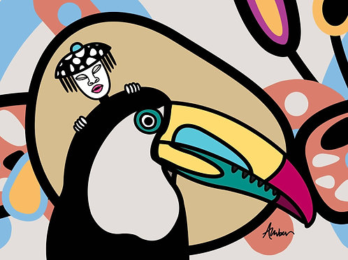 Toucan Safari Pop