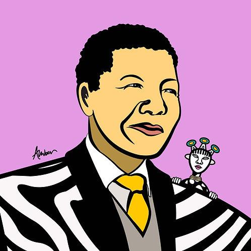 Mandela Clan Purple Pop
