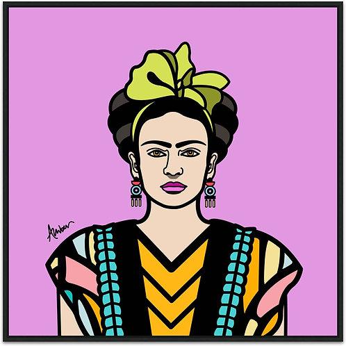 Frida Kahlo Classic Lilac Pop