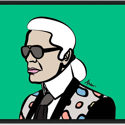 Lagerfeld Green Pop