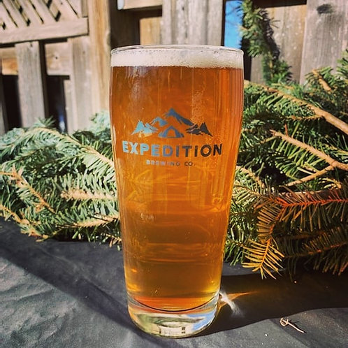Expedition Pint Glass (20oz)