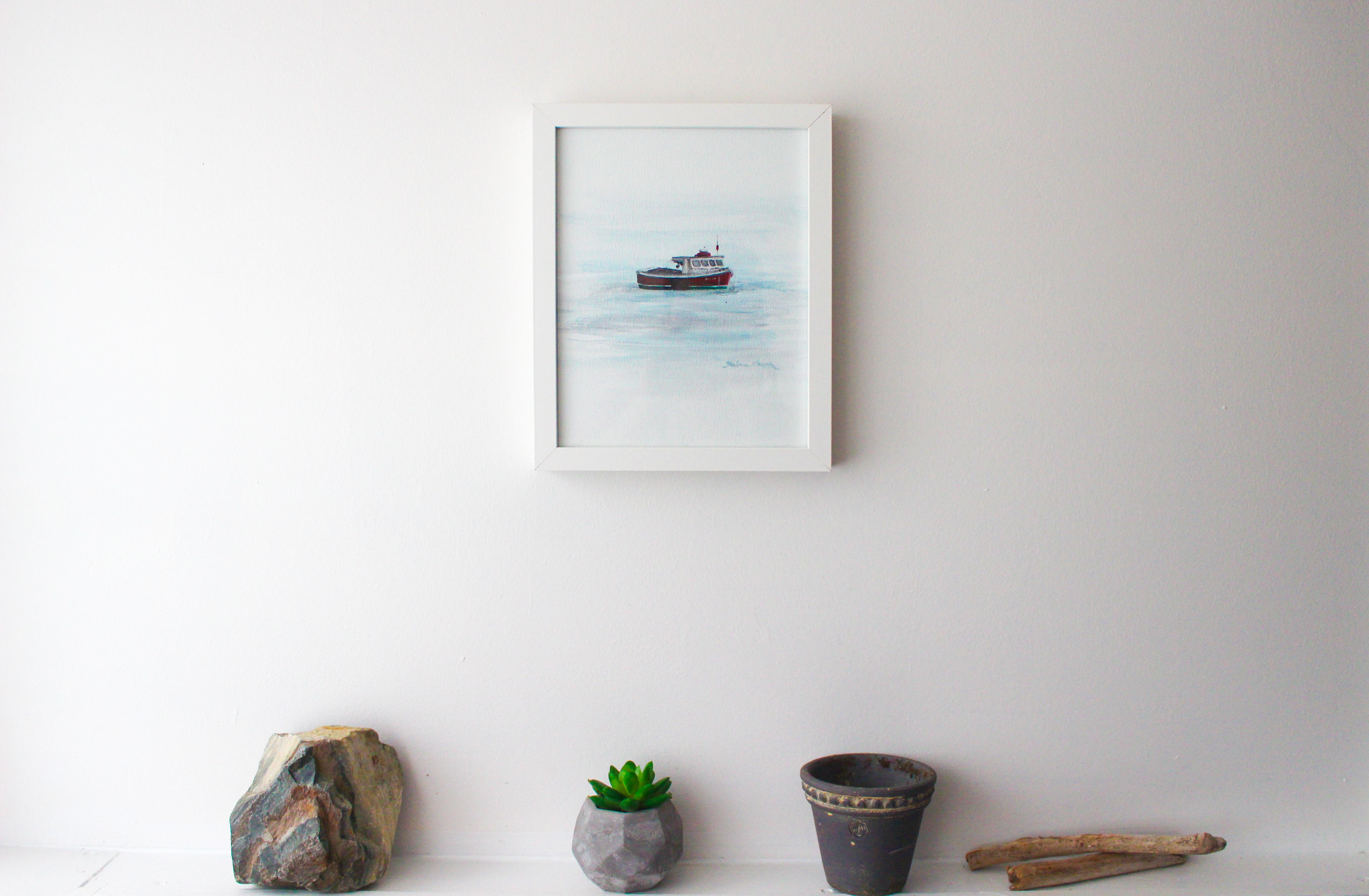 Minimalist Boat