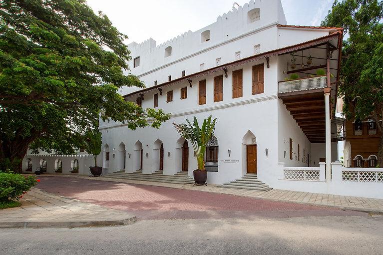 Park Hyatt Zanzibar - Entrance.jpg