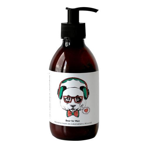 Bear for Man shower gel