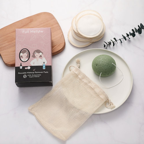 Eco-Friendly Makeup Remover Pads