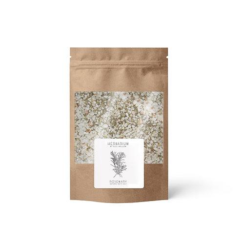 Rosemary natural bath salt
