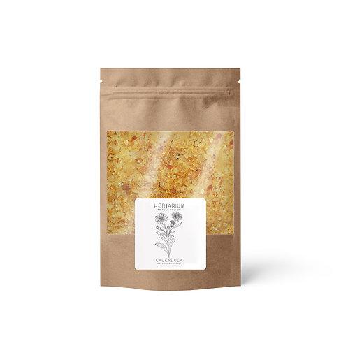 Calendula natural bath salt