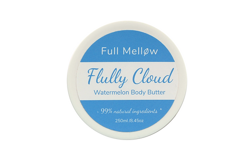 Fluffy Cloud body butter