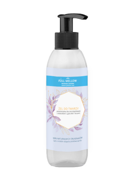Facial Cleansing Gel, acne-prone skin
