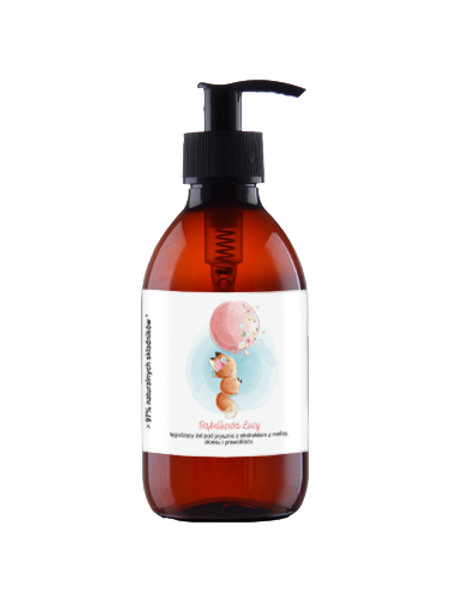 Bubbly Lucy shower gel