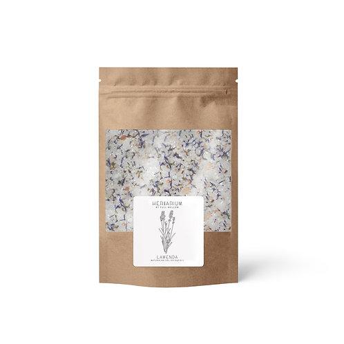 Lavender natural bath salt