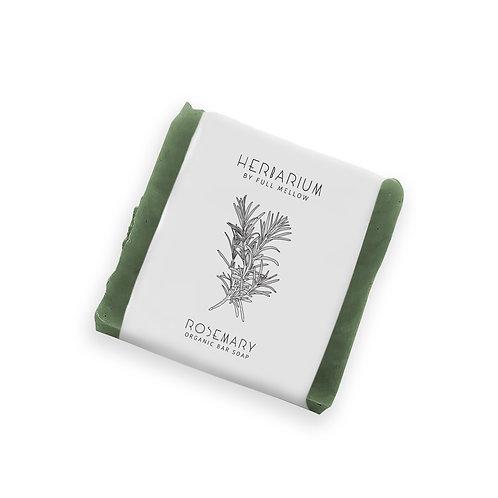 Rosemary organic bar soap