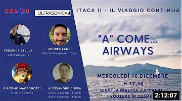 Itaca II - le vie aeree