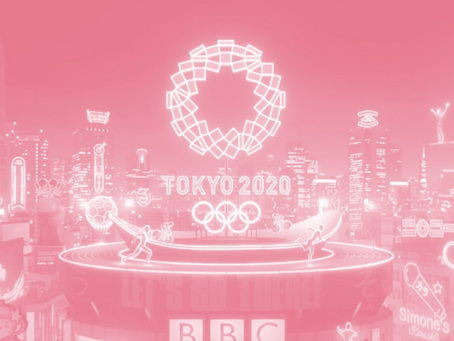 The BBC launched Tokyo Olympic Games trailer