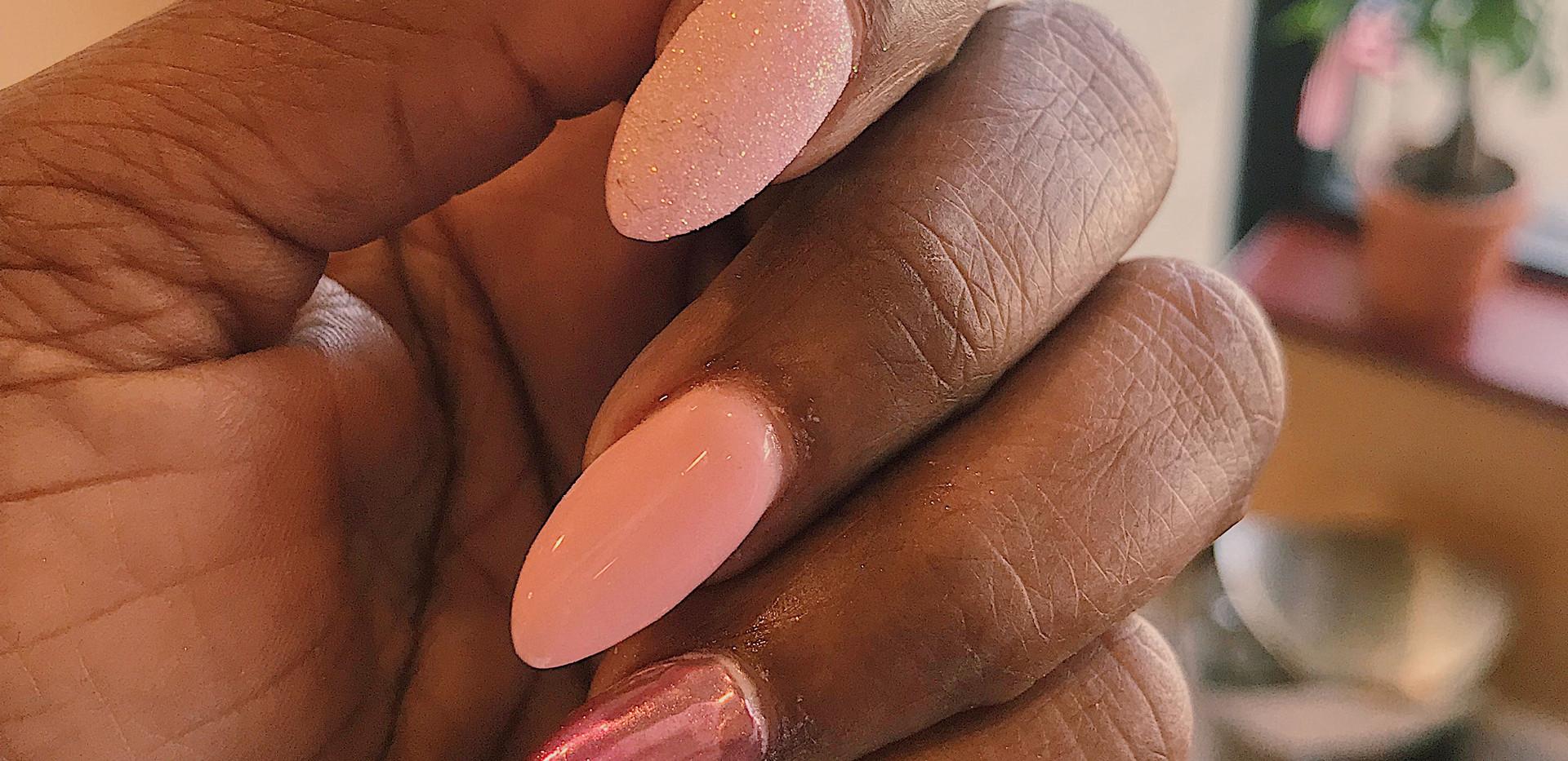 A little pink never hurt anyone