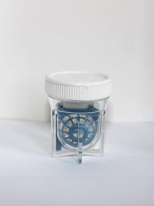 Etui peroxyde pour lentilles sclérales