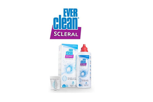 AVIZOR Ever Clean Scleral 225mL + 30 tablettes