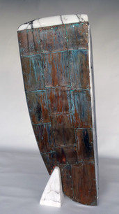 """""""Copper-clad Form with Wedge"""""""