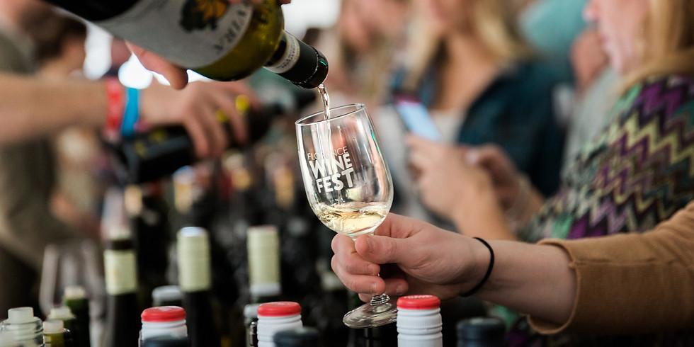 Florence Wine Fest 2018