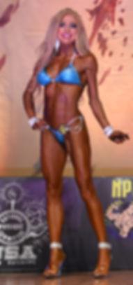 Masters Bikini Jessica Marble