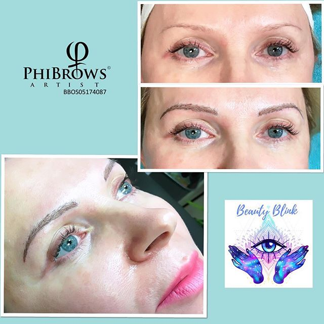Microblading # beautyblink #eyebrows #ha
