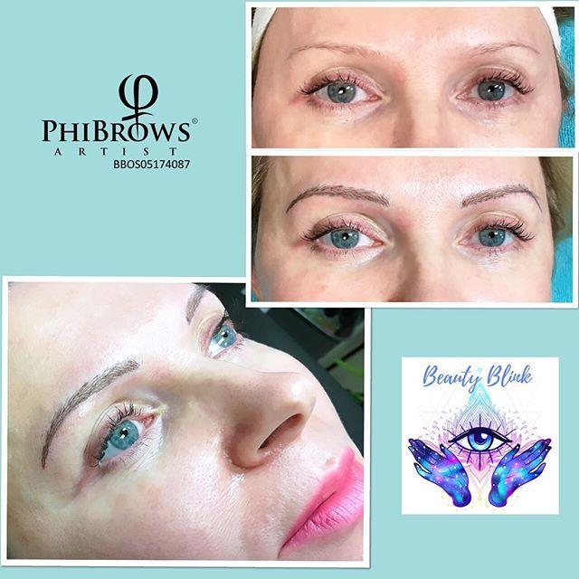 Microblading # beautyblink #eyebrows #ha