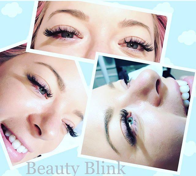 Hybrid full set done by Olga of Beauty B