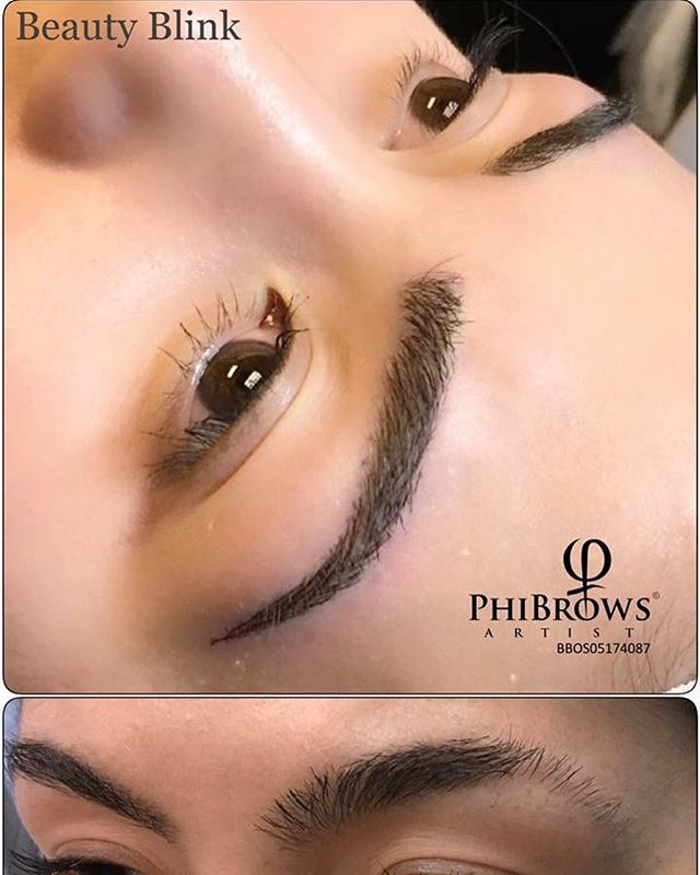 Microblading#beauty blink#Beautyblinkaz.