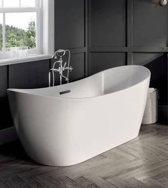 Scudo Aruba / Aryba Freestanding Bath 1700mm x 800mm