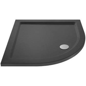 900 x 900mm Slate Effect Quadrant Shower Tray TR71106
