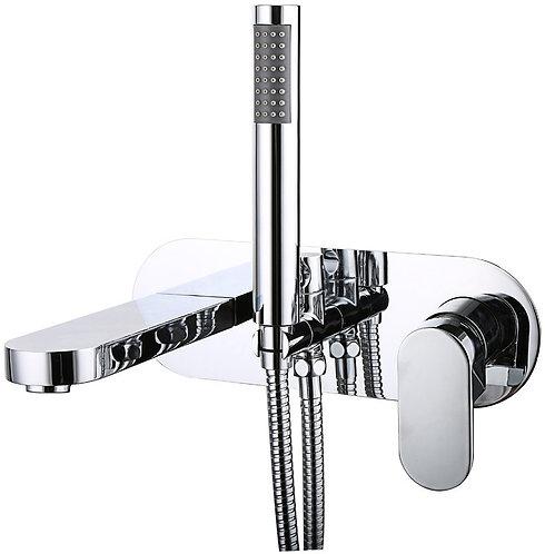 Filo Wall Mounted Bath Shower Mixer