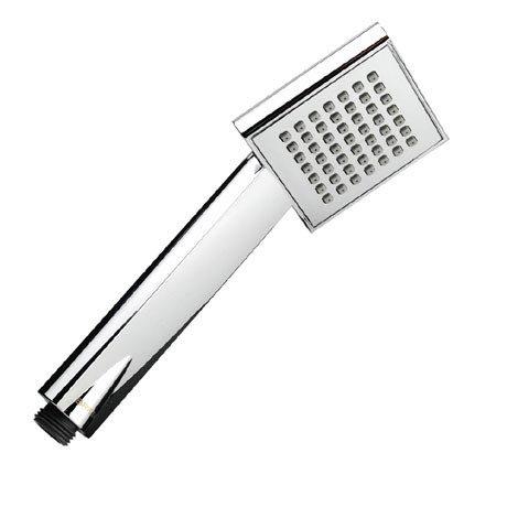 Stylish Chrome Square Shower Head